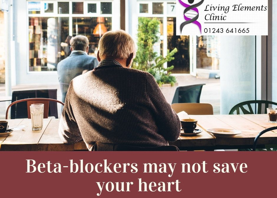 Beta-blockers don't work to stop heart attacks or lower BP