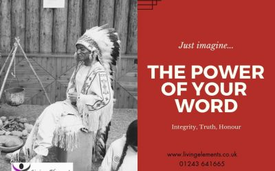 The Power of your Word