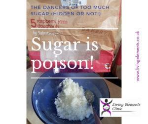 Sugar is Poison!