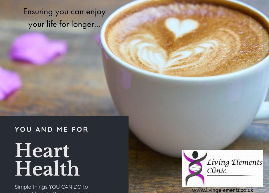 Men's Health Week – Heart Health and Heart attacks