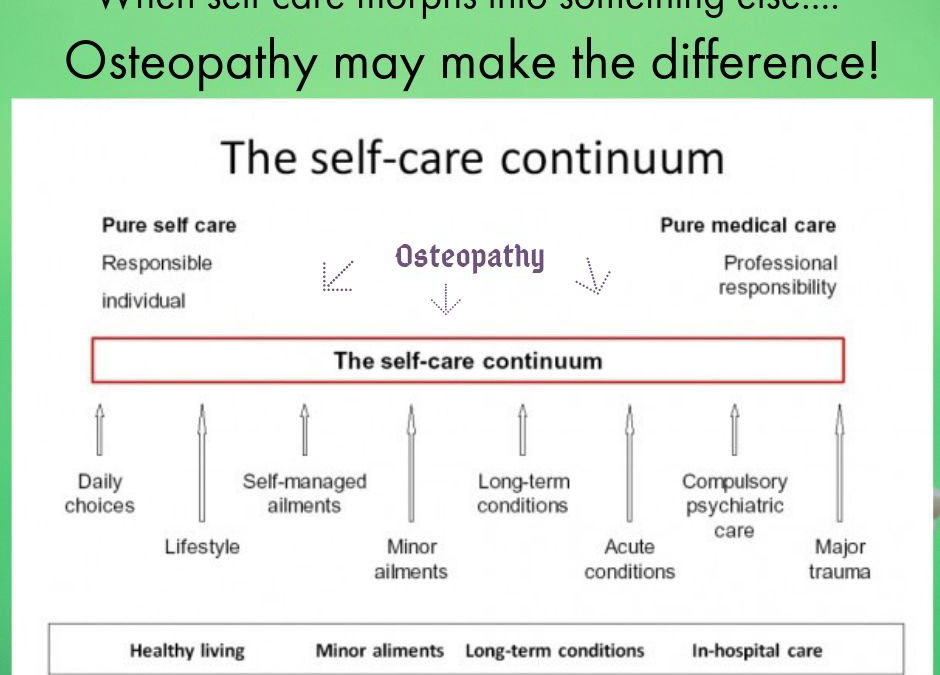 What is Self Care and The Health Continuum?