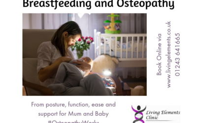 Breastfeeding and Osteopathy's role