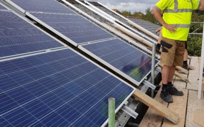 Renewable Energy – putting my money where I want it