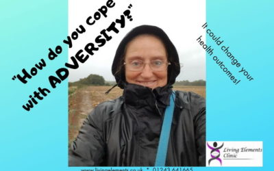 How do you cope with adversity?