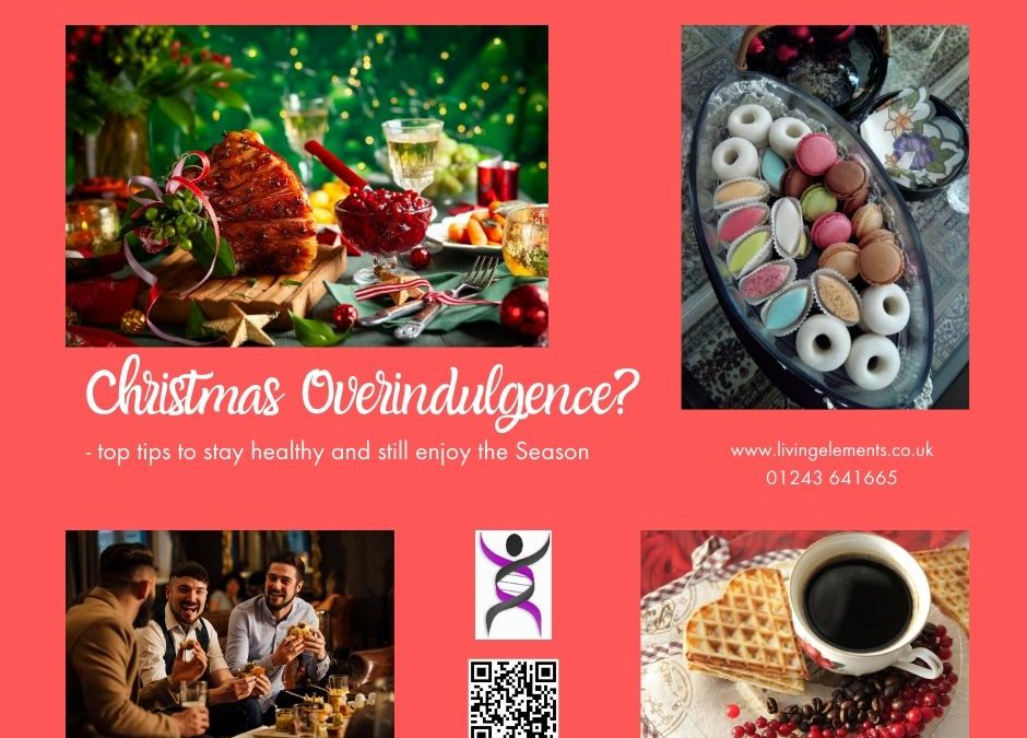Healthy Ideas for Christmas (and beyond)