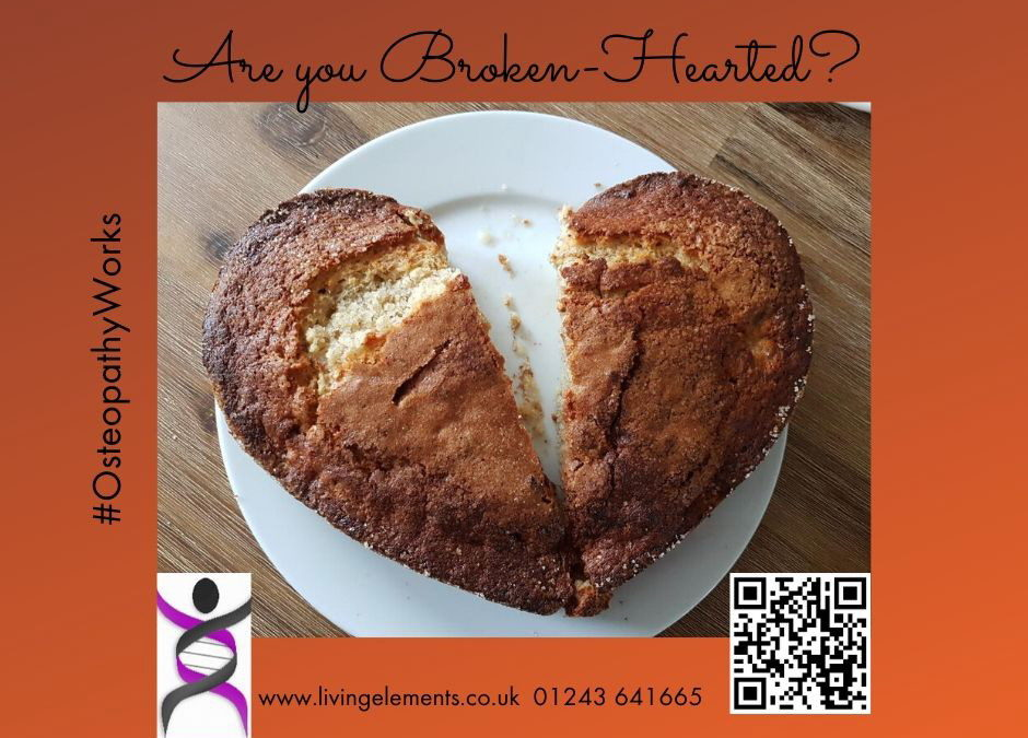 Feeling Broken-hearted?