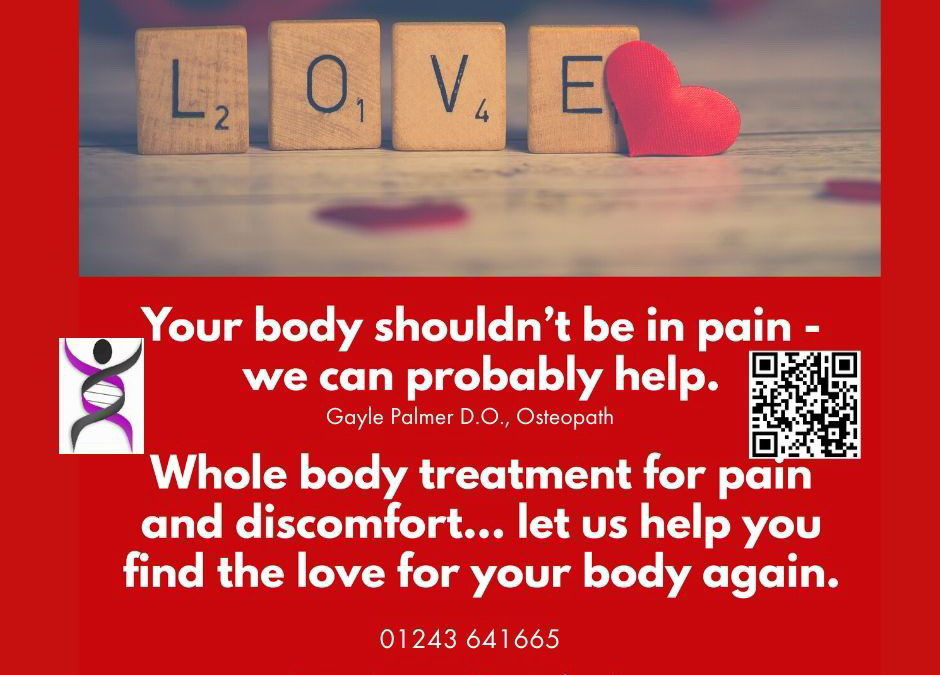 Love your Body – and you get it right back!