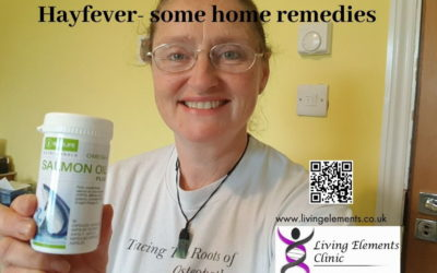 More help for Hayfever