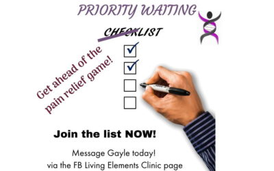 Join the PRIORITY WAITING LIST today