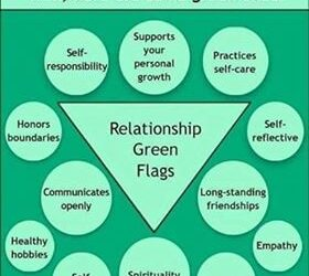Green Flag your relationship