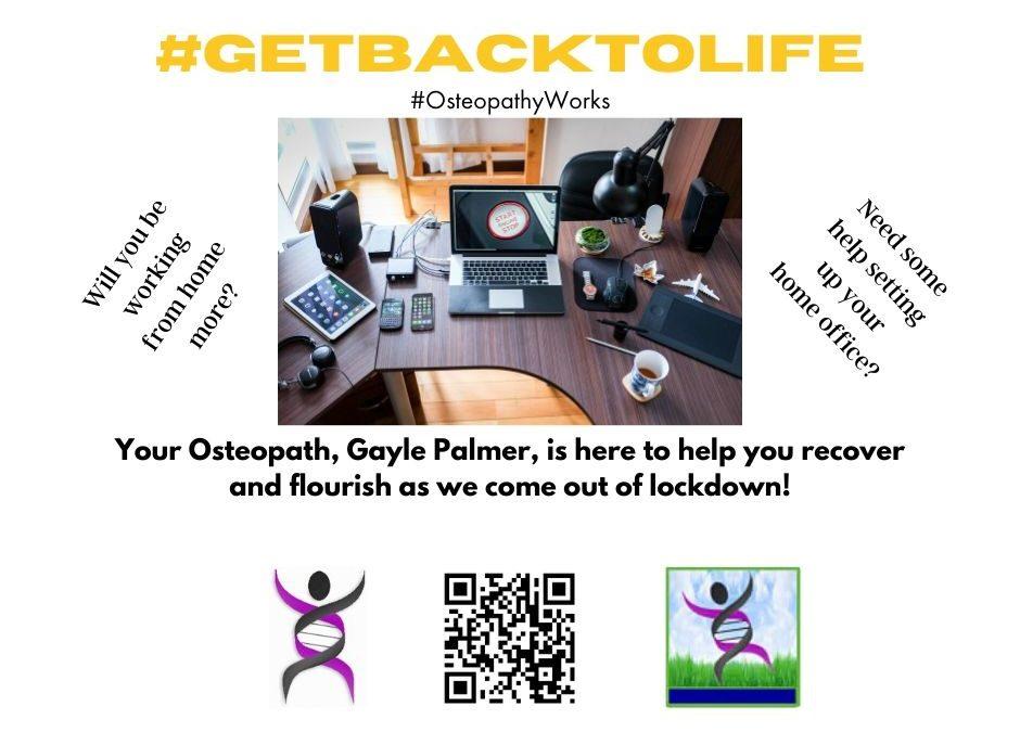 #GetBackToLife