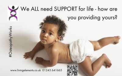 Support is a NEED for everyone